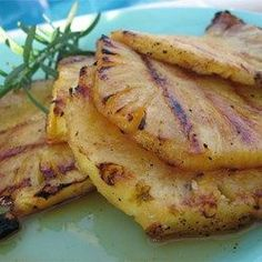 Grilled Pineapple - Allrecipes.com