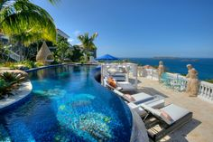 View this luxury home located at Estate Botany Bay St Thomas, Virgin Islands, United States Virgin Islands. Sotheby's International Realty gives you detailed information on real estate listings in St Thomas, Virgin Islands, United States Virgin Islands. St Thomas Virgin Islands, Us Virgin Islands, Jacuzzi, Island Villa, Botany Bay, My Pool, Sauna, Cool Pools, Pool Designs
