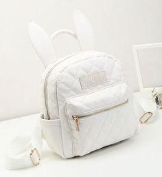 Kawaii bunny backpack