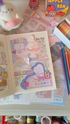 Bullet Journal Lettering Ideas, Bullet Journal Writing, Bullet Journal School, Bullet Journal Inspo, Bullet Journal Ideas Pages, Junk Journal, Scrapbook Journal, Journal Layout, Cute Journals