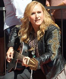 Melissa Etheridge - diagnosed with breast cancer in 2004 at age 43 - still kicking ass