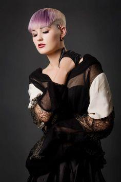 Stelios Papas City Salon / Model- Anika / Stylist - Cara Robinson/ Colourist - Santina Fazio / Makeup -Kayreen Lemarchant / Fashion stylist -Tamzen Holland / Photographer - Elizabeth Grinter.