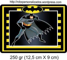 Batman marmita 250