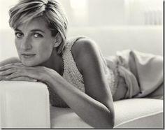 Princess Diana for her humanitarian work.