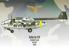 1941 c. Gotha Go 212