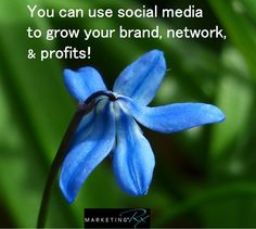 Did you know that you can use social media to grow your brand network and profits? YESSS! CHEERS TO THAT and your success!   With the growing adoption of social media you can safely assume people are talking about you and your business on social media platforms and online. Oh yes. Yes they are. You may not see or hear it if you aren't engaged in the conversation. What a huge missed opportunity. When you are in the conversation you have a chance to hear reviews comments blogs and to respond…