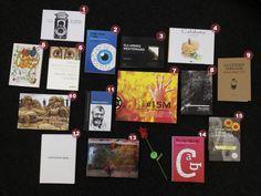 Para nosotros, Sant Jordi es uno de los días más entrañables del año.  La cultura y las rosas inundan las calles y algunos de ellos huelen a crowdfunding!    Bona Diada!    Aquí tenéis algunos de los libros crowdfundeados en verkami y dónde los puedes conseguir: http://www.verkami.com/blog/2429-sant-jordi-2012