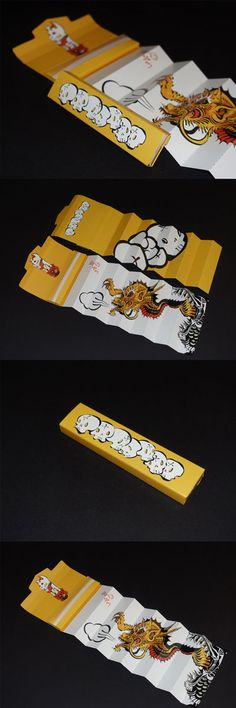 Artist Papes designed by Atsuo Nakagawa  Limited custom designed rolling paper packaging for collectors, art enthusiasts, and Babes lovers!  Babes Papes, just lick 'em!