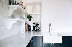 Bilderesultat for hvit marmor benkeplate