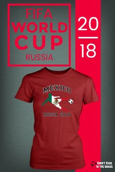 80458db05d7 FIFA World Cup Mexico National Team Score in 2018 Russia. Men s