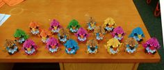 Little birds - 3D Origami  Ptáčci :)