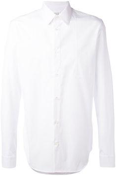 Maison Margiela classic plain shirt