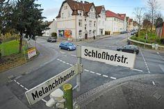 Erste Schätzung zur Höhe der Anliegerbeiträge – Tempo 30 abgelehnt +++ Schloßhofstraße: Umbau kostet 3,8 Millionen