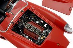1958 Ferrari 250 Testa Rossa diecast car model by CMC in 1:18 Scale: