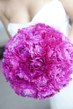 Love This Pink Peony Bouquet