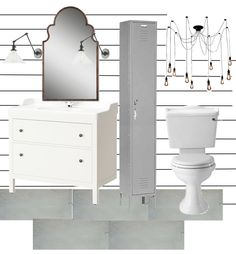 Planning A Bathroom:: How to turn those Pinterest photos into a space you'll love