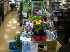 Paper Plus Nelson Annabel Langbein display