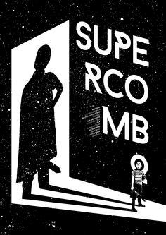 Supercombo Herói - Gig Poster on Behance