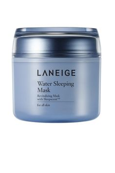 Korean skincare - Laneige Water Sleeping Mask - 80 ml Thomas Roth, E Cosmetics, Laneige Water Sleeping Mask, Korean Beauty Brands, Asian Beauty, Combination Skin Care, Skin Care Routine For 20s, Skin Routine, Overnight Mask