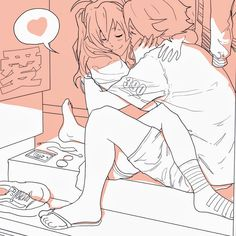 [Miku x Zorome] Darling in the FranXX Manga Love, Anime Love, Manga Anime, Anime Art, Kimi No Na Wa, Couple Drawings, Darling In The Franxx, Cute Anime Couples, Kokoro