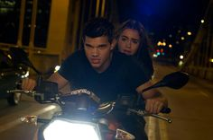 Abduction...two of my faves!! Lily Collins and Taylor Lautner