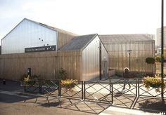 SOA Architects Paris > Projects > SAINT-GRATIEN KINDERGARDEN