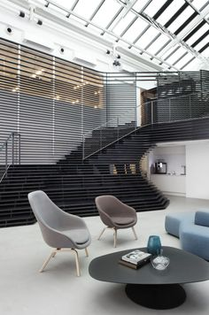 Inside the 13 Coolest Offices of the Year : i love this stair