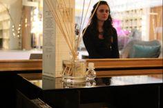 """Geodesis, scents for home at iSaloni 2014-Brabbu partner"" @BRABBU, iSaloni 2014, Milan Design Week, Milano, Italy"