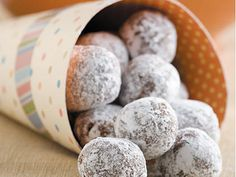 Polish Cookie Balls | These Polish Cookie Balls make delightful desserts for holiday parties and gifts for friends. They're easy to make and as sweet as can be!
