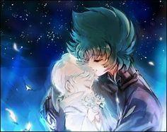Eden e Aria | Saint Seiya Omega