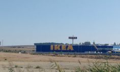Ikea, Glasgow, this is not.