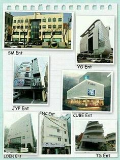 YG looks like it's made out of alien tech compared to the other buildings