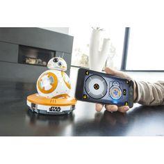 Sphero - BB-8™ App-Enabled Droid™ by Sphero - White - AlternateView12 Zoom