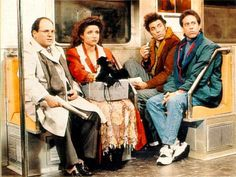 Seinfeld - The best show. Ever. It started the tradition of tv characters talking about regular, laymen topics that anyone could relate to. As a result, it's still being re-aired daily to this day.
