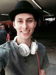 Love Eric's smile♥ |via Facebook