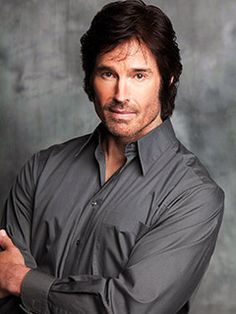 'The Bold and the Beautiful' Ronn Moss .ex Ridge Forrester talks about his exit from B&B Soap Opera Stars, Soap Stars, Bold And The Beautiful, Gorgeous Men, Ronn Moss, Logan, Guys And Dolls, Be Bold, Good Looking Men