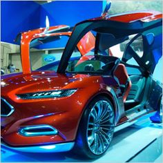 All-digital instrumentation, augmented reality, health and wellness integration, and more: Technology-packed next-gen automobiles aren't far off..