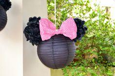 Minnie Mouse lantern