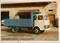 Ebro serie D FOTOS VIEJAS, VIEJAS RUEDAS Steyr, Peterbilt, Road Transport, Commercial Vehicle, Old Trucks, Transportation, Greece, Spain, Wheels