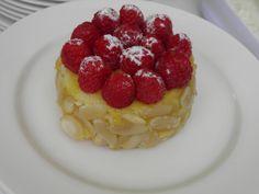 """Bride'smini Cake"" !...intolerant to dairy products ;-)"