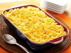 It's National Macaroni Cheese Day! Celebrate with my ultimate four cheese macaroni. Betty Crocker Macaroni And Cheese Recipe, Macaroni Cheese Recipes, Baked Macaroni, Think Food, Food For Thought, Tofu En Salsa, Easy Mac And Cheese, Mac Cheese, Pasta Recipes