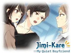 Is this makoto love triangle between nao utsumi and ryota koiwai? Dating Sim, Anime, Novels, Boyfriend, Romance, Hero, Animation, Manga, Games