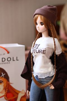 Smart Doll Mirai Suenaga by tonakainano