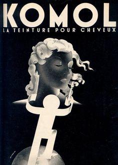Komol  La Teinture Pour Cheveux http://buchardtstegnestue.tumblr.com/post/18371467213