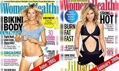 Women's Health bans the phrase 'Bikini Body' from its covers for 2016