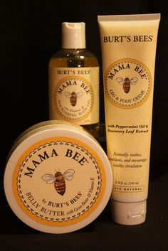 Mama Bee by Burt's Bees | Burt's Bees has an amazing line of… | Flickr