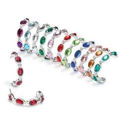 birthstone-color-hoop-earrings