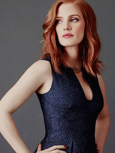 Best source about flawless Jessica Chastain. Jessica Chastain, Actress Jessica, Beautiful Redhead, Tips Belleza, Mode Style, Mannequins, Beautiful Actresses, American Actress, Gorgeous Women