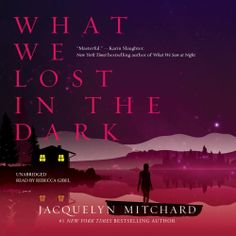 """#NEW: Listen to a sample of the #YA #Adventure """"What We Lost in the Dark"""" by Jacquelyn Mitchard right here: http://amblingbooks.com/books/view/what_we_lost_in_the_dark"""