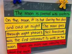 mrs. prince & co.: traffic light paragraphs...I really like this idea for containing the sentences.